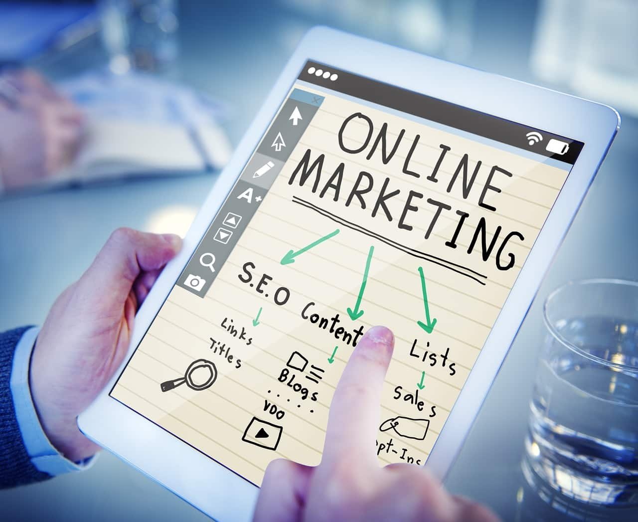 Online Marketing - ITR Service GmbH