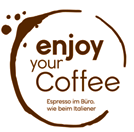 Logo enjoy your coffee