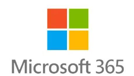 Microsoft 365 Logo quadratisch